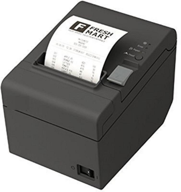 Wud Kraft TM-T82 Thermal Printer Single Function Printer(Black)