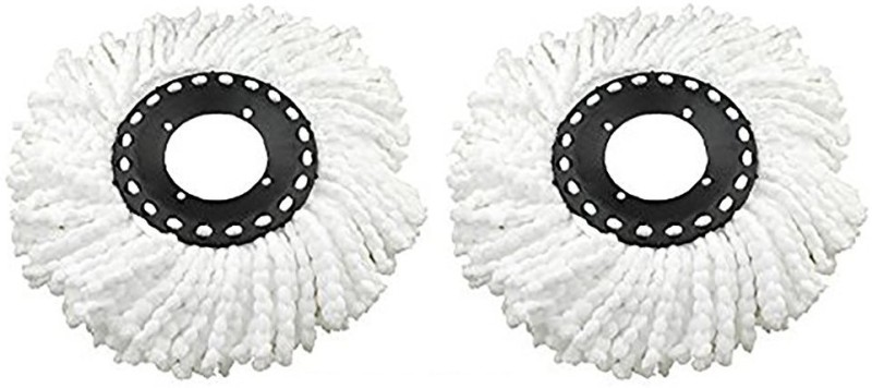 House of Quirk Replacement Mop Head(Pack of 2)