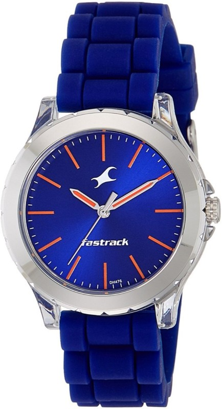 Fastrack Trendies Analog Blue Dial Womens Watch Trendies Watch For Women