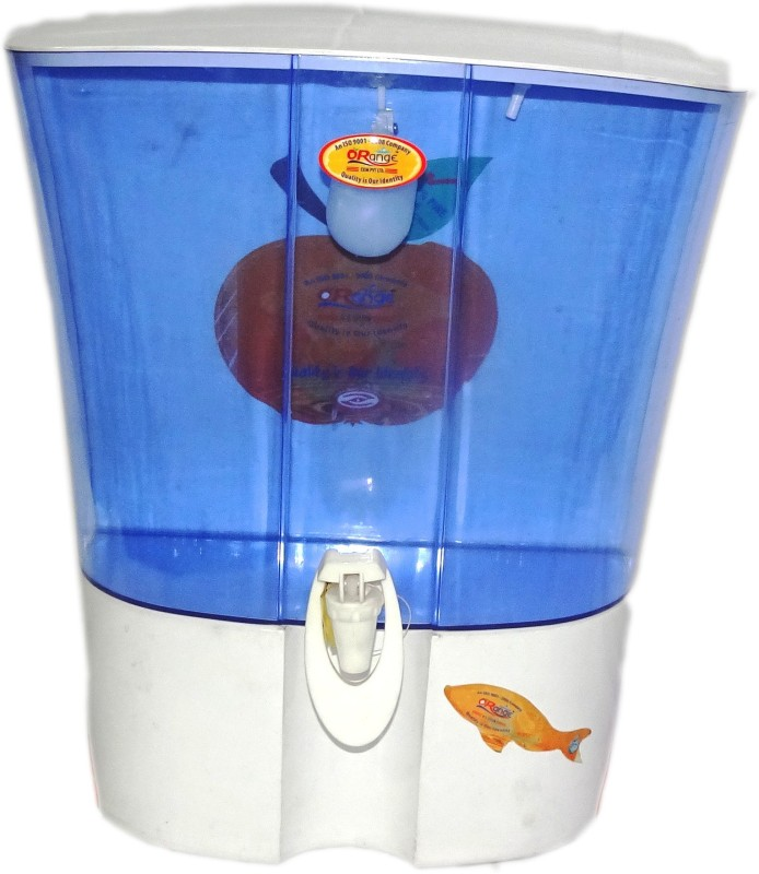 Orange Water X RO System 10 RO Water Purifier(White)