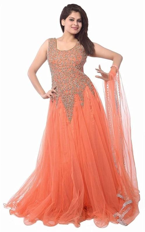 Sb Creation Ball Gown(Orange)