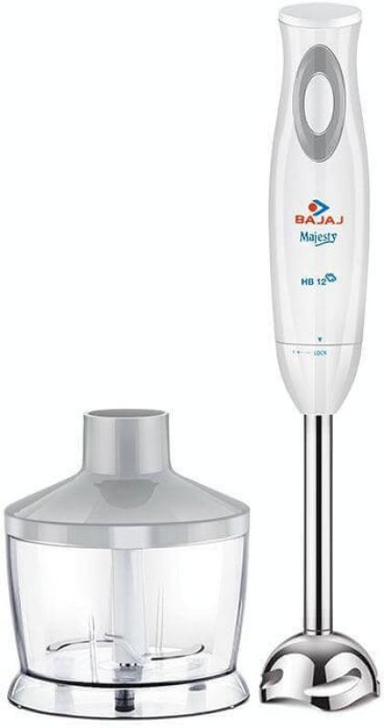 Bajaj HB 12 300 Hand Blender(White)