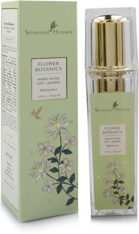 Shahnaz Husain Flower Botanics Moisturiser (100ml)(100 ml)
