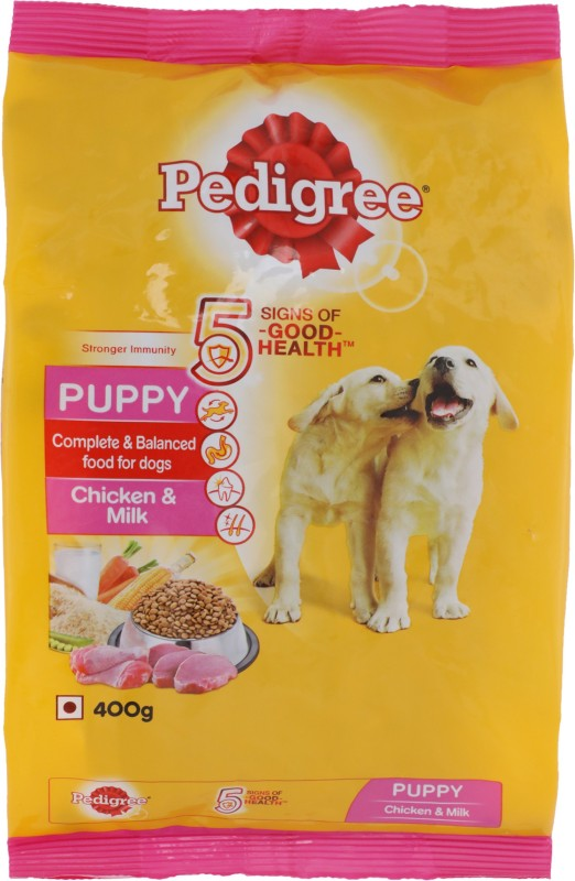 Pedigree Chicken, Milk 400 g Wet Dog Food