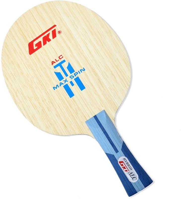 GKI Hybrid ALC Yellow Table Tennis Blade(80 g)