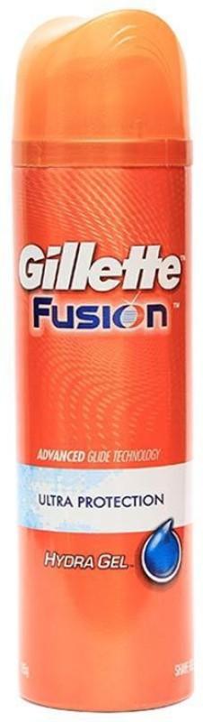 Gillette GilletteFusionHydragelUltraProtectionPreShaveGel- 195g(195 g)