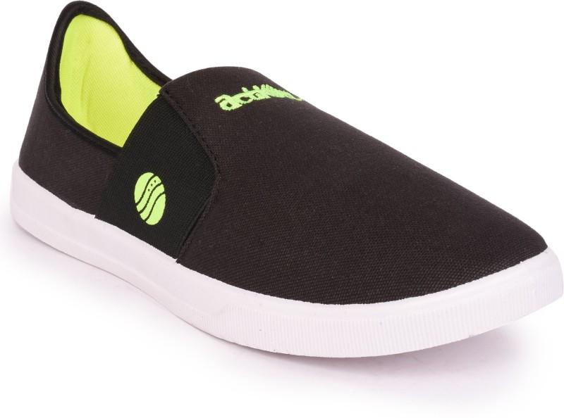 Action Shoes Casuals For Men(Black)