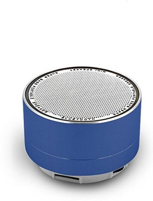 ALONZO A10 Mini Wireless Bluetooth Stereo Speakers Metal Body | FM radio | USB | SD card Support |Mp3/Mp4 | Compatible with Tablet P C, Mobile & other Bluetooth-enabled Devices Bluetooth Speaker(Multicolor, Mono Channel)