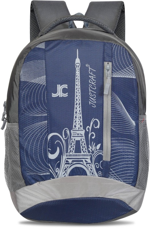 Justcraft Candy 1000D 30 L Backpack(Blue)