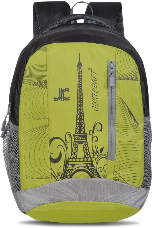 Justcraft Candy 1000D 30 L Backpack(Green)