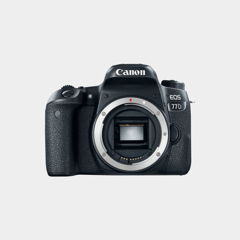 Canon 77D DSLR Camera 77D BODY(Black)