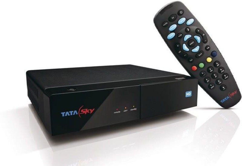 Tata Sky HD BOX with 1 Month Dhamaka Kids Pack