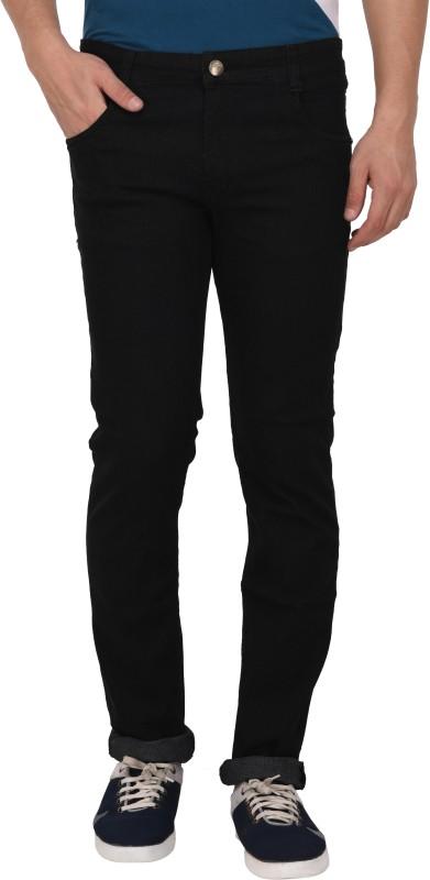 Studio Nexx Regular Men Black Jeans