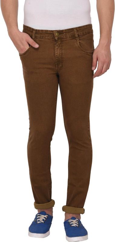 Studio Nexx Regular Men Brown Jeans