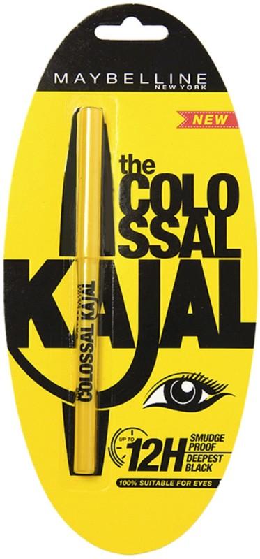 Maybelline New York The Colossal Kajal 0.35 g(Black)