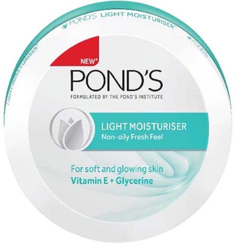 Ponds Light Moisturiser All seasons, Non Oily, Fresh Glow(75 ml)