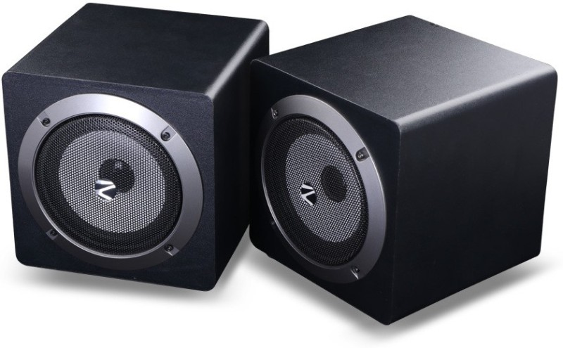 Zebronics Jive Wireless Bluetooth Laptop/Desktop Speaker(Black, 2.0 Channel)