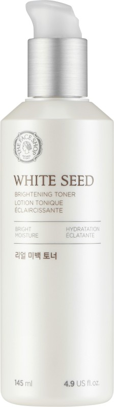 The Face Shop White Seed Brightening Toner(145 ml)