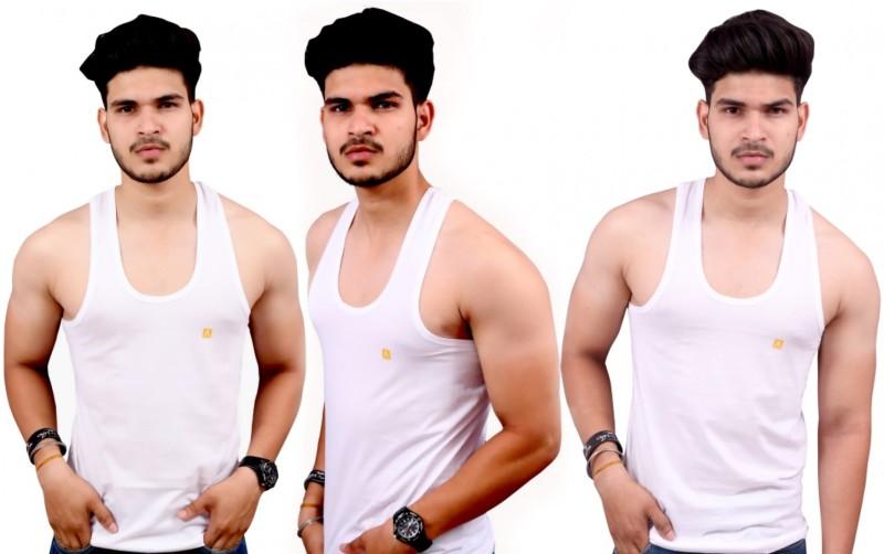 Amul Gold Mens Vest(Pack of 3)
