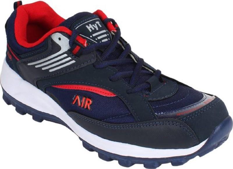 HYTECH Hiking & Trekking Shoes For Men(Blue)