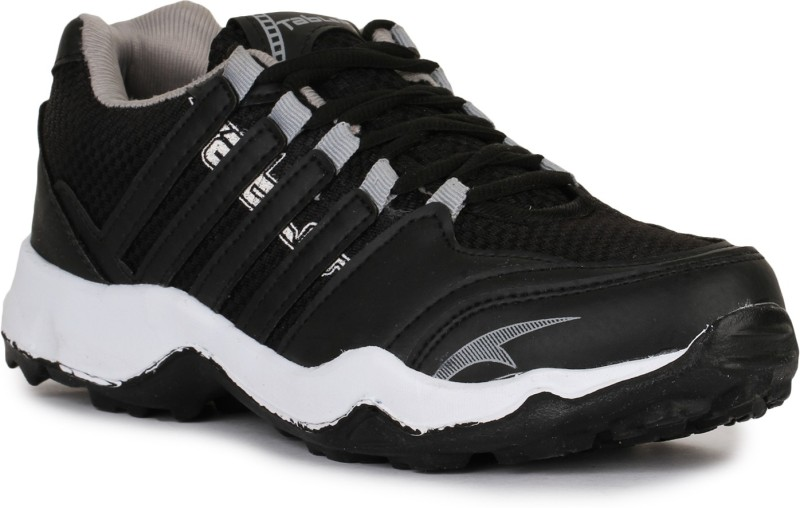 Columbus Tablet-Rider Running Shoes For Men(Black, Grey)