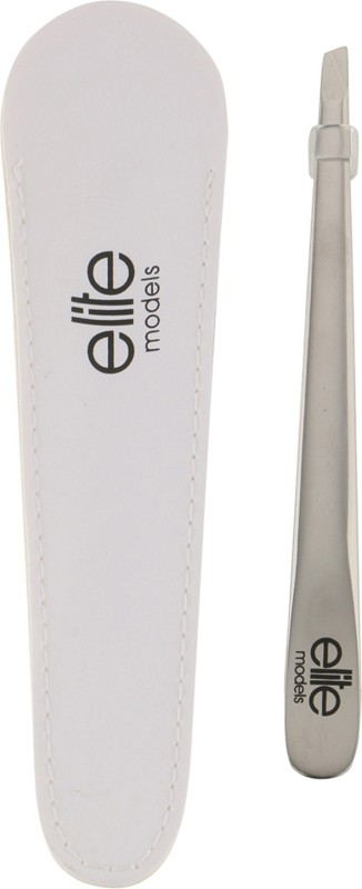 Elite Models (France) Slanted Precise Tip Tweezer Plucker
