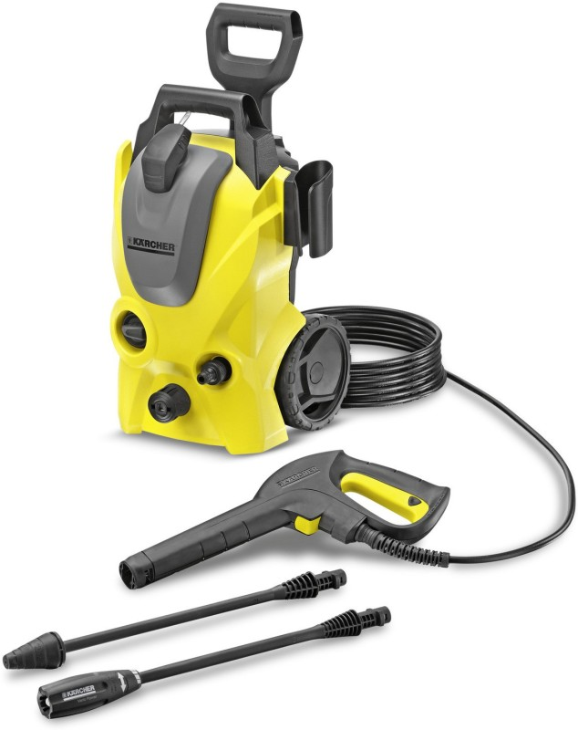 Karcher K3 Premium *EU High Pressure Washer(Yellow and Black)