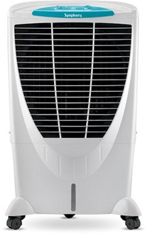 symphony WINTER 80 XL Desert Air Cooler(White, 80 Litres)