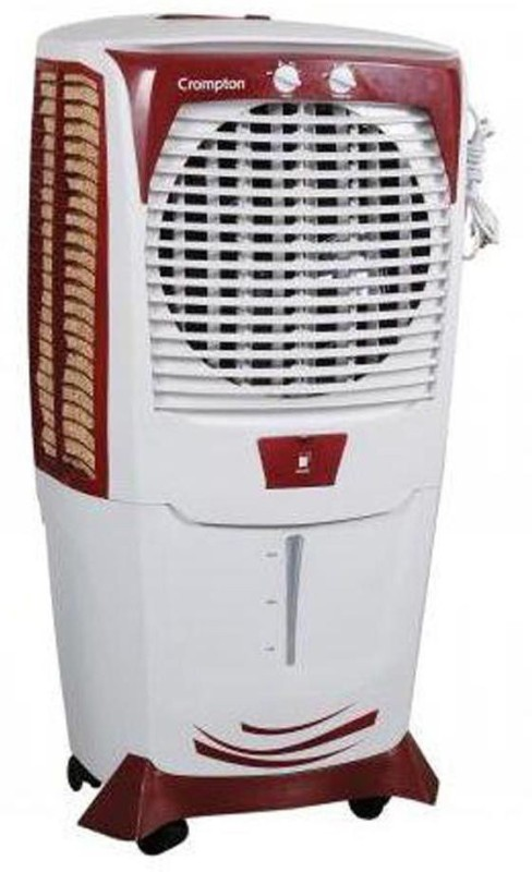 Crompton 75 L Room/Personal Air Cooler(RED , WHITE, GREY, ozone 75 dac 751 red)