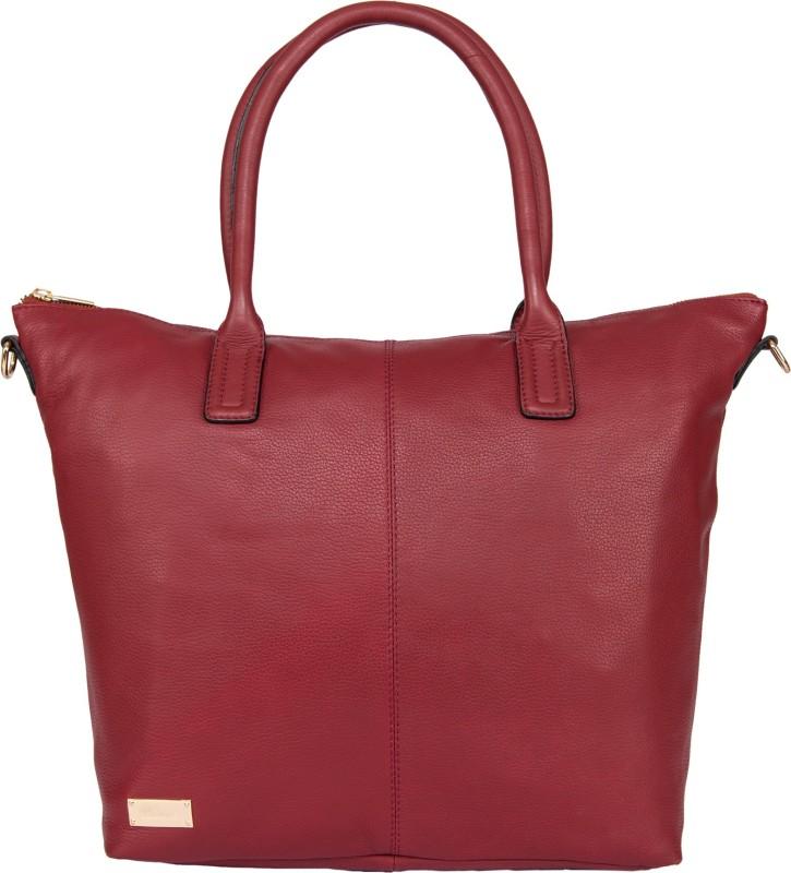 Klasse KVLB_7370_DARK RED_N Shoulder Bag(Red, 6 L)