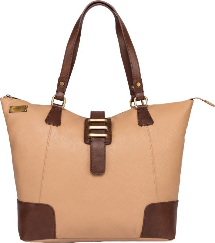 Klasse KVLB_6643_LIGHT TAN_N Shoulder Bag(Brown, 3 L)