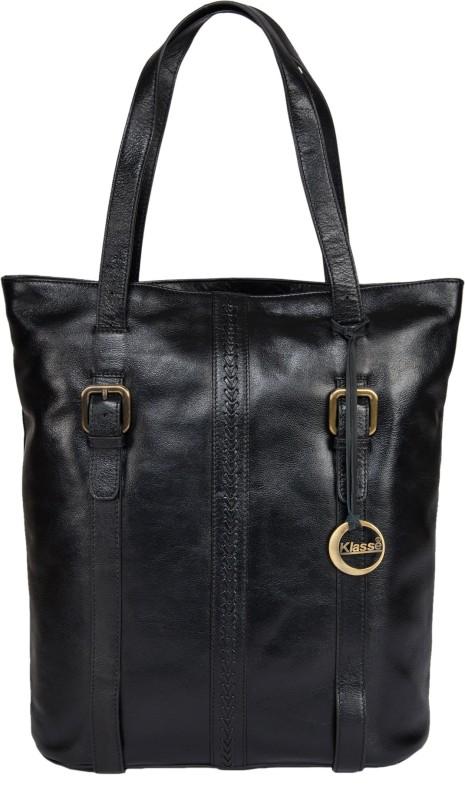 Klasse KVLB_8737_Black Shoulder Bag(Black, 4 L)