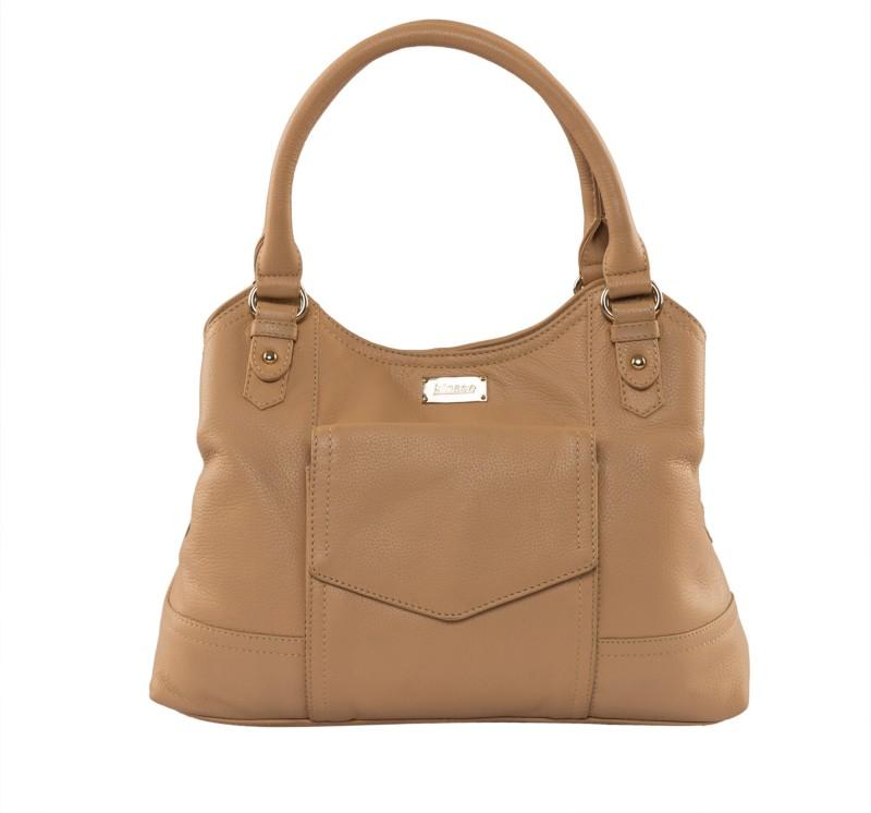 Klasse Women Beige Shoulder Bag