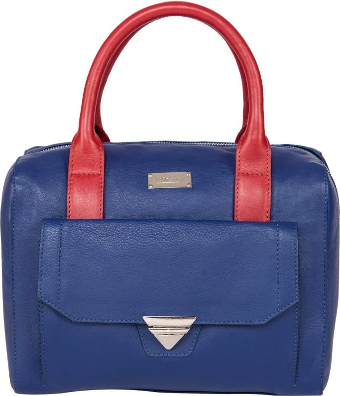 Klasse Women Blue Hand-held Bag
