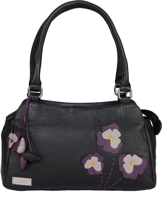 Klasse Women Multicolor, Black Shoulder Bag