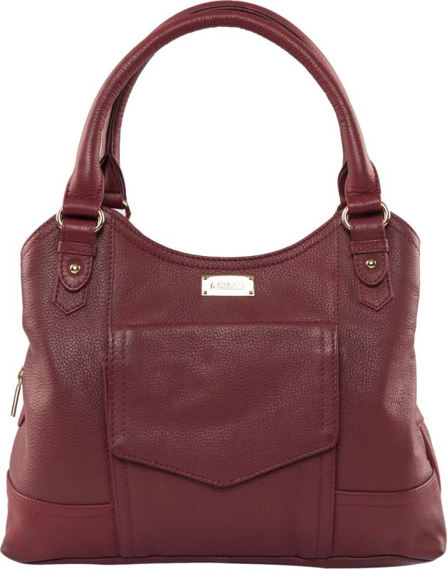 Klasse Women Maroon Shoulder Bag