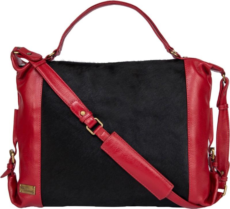 Klasse Women Red Shoulder Bag