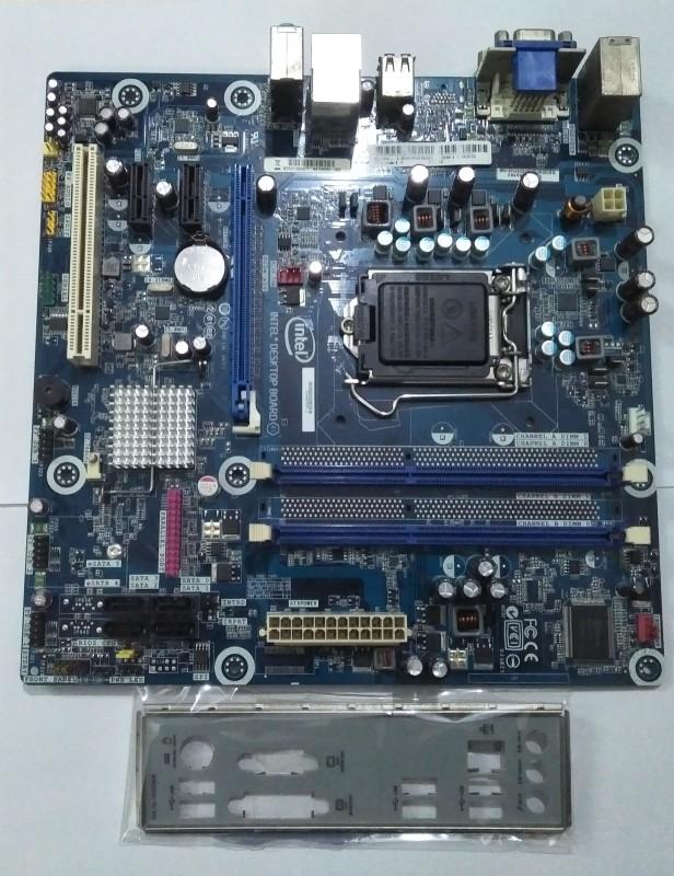 Intel Desktop Motherboard(Blue)