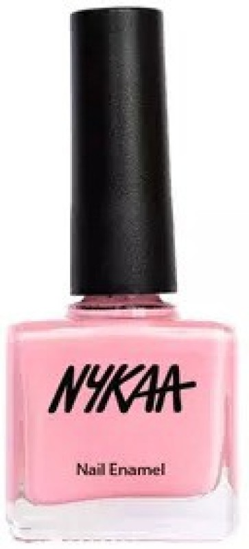 Nykaa Nail Enamel - Cotton Candy 22 Cotton Candy(9 ml)
