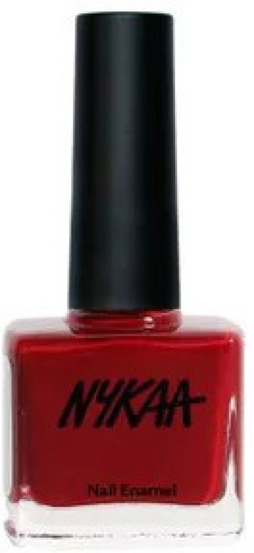 Nykaa Nail Enamel - Cranberry Crumble 06 Cranberry Crumble(9 ml)
