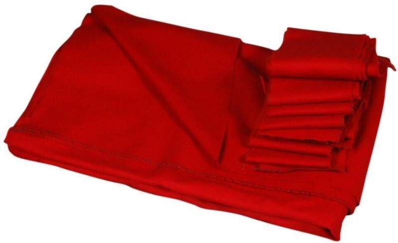 Laxmi Ganesh Billiard Pool Cloth(Red)