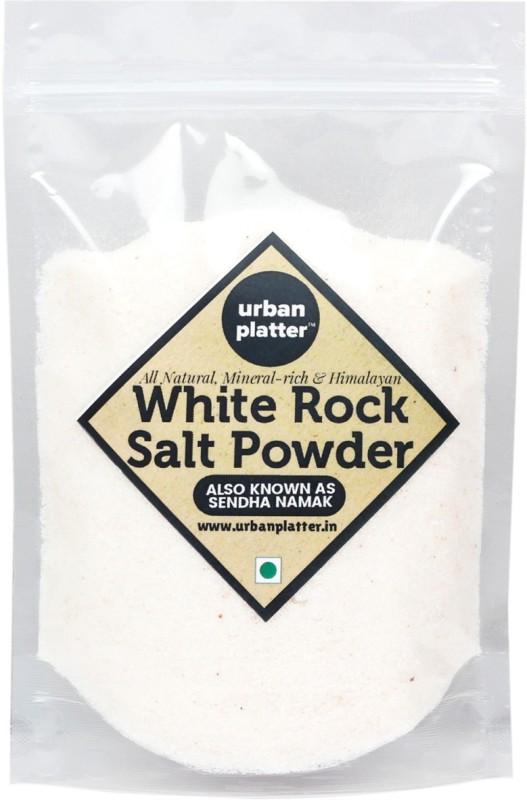 Urban Platter Himalaya White Rock Salt (Sendha Namak) Himalayan Pink Salt(500 g)