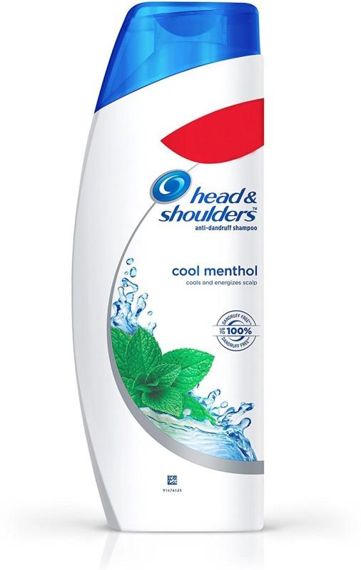Head & shoulders Cool Menthol Shampoo, 360ml(360 ml)
