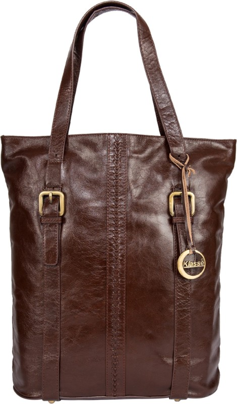 Klasse Women Brown Shoulder Bag