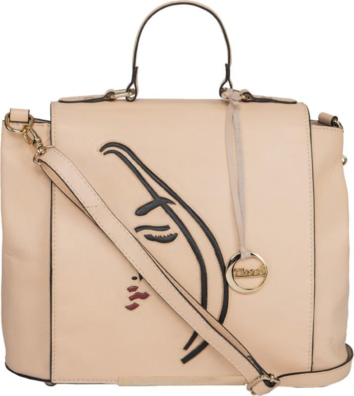 Klasse Brown Sling Bag