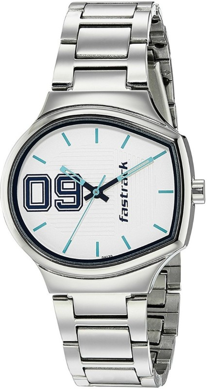 Fastrack Analog whiter Dial Womens Watch  Watch For Women