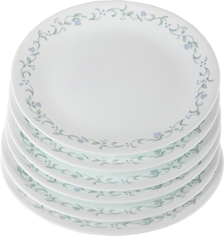 corelle Country Cottage Pack of 14 Dinner Set(Glass)