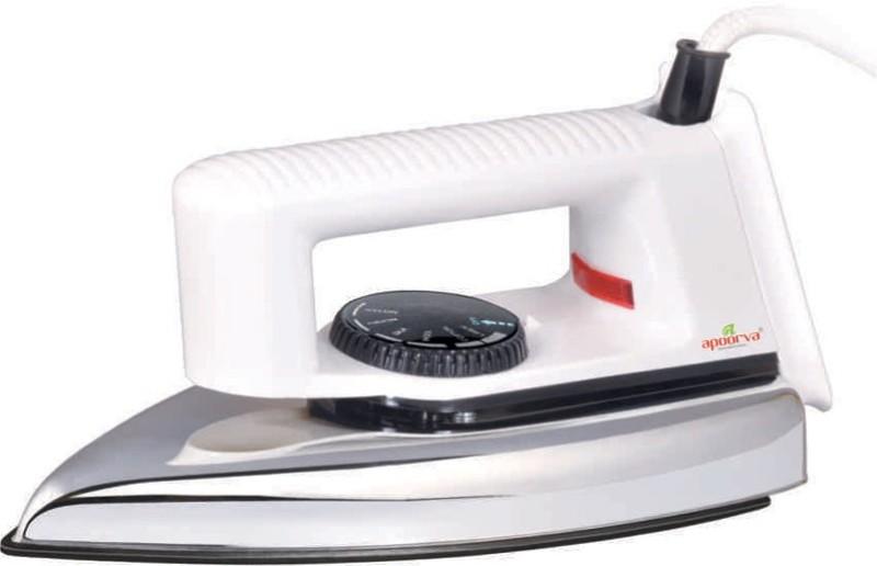 APOORVA APCIB111 Dry Iron(White)