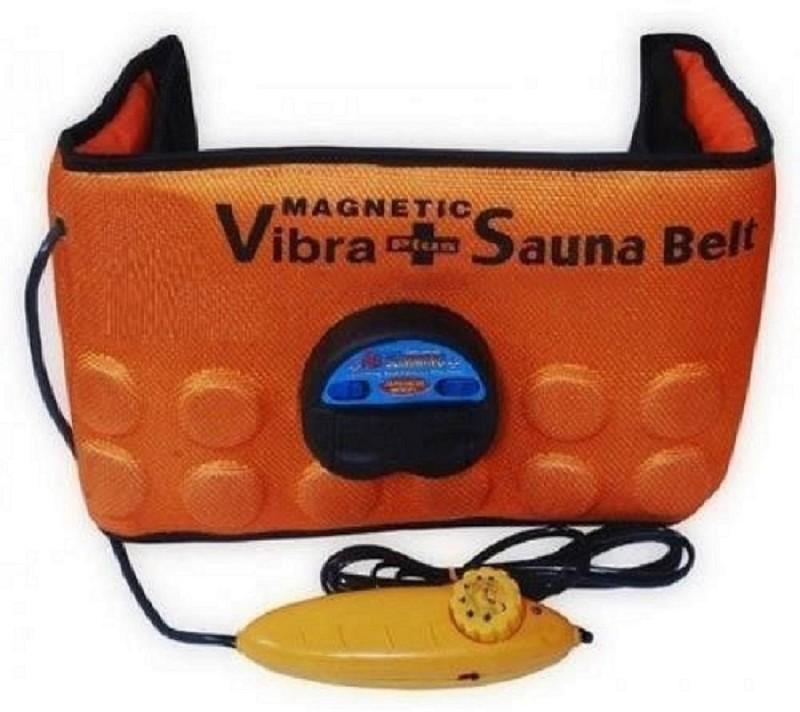 WIB 3 Mode Vibration Magnetic Sona fat Reduction belt Massager(Orange)