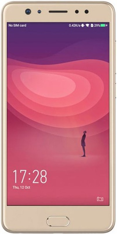 Coolpad Note 6 (Gold/Royal Gold, 32 GB)(4 GB RAM)